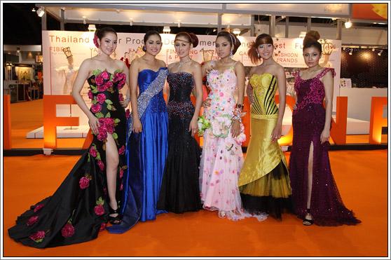 Bangkok International Fashion Fair & Bangkok International Leather Fair 2009